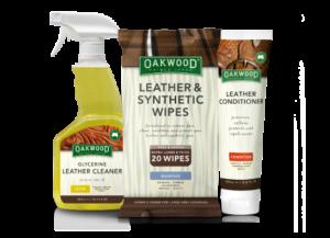 Oakwood leather care