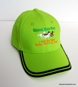 Natural Horse World Cap.