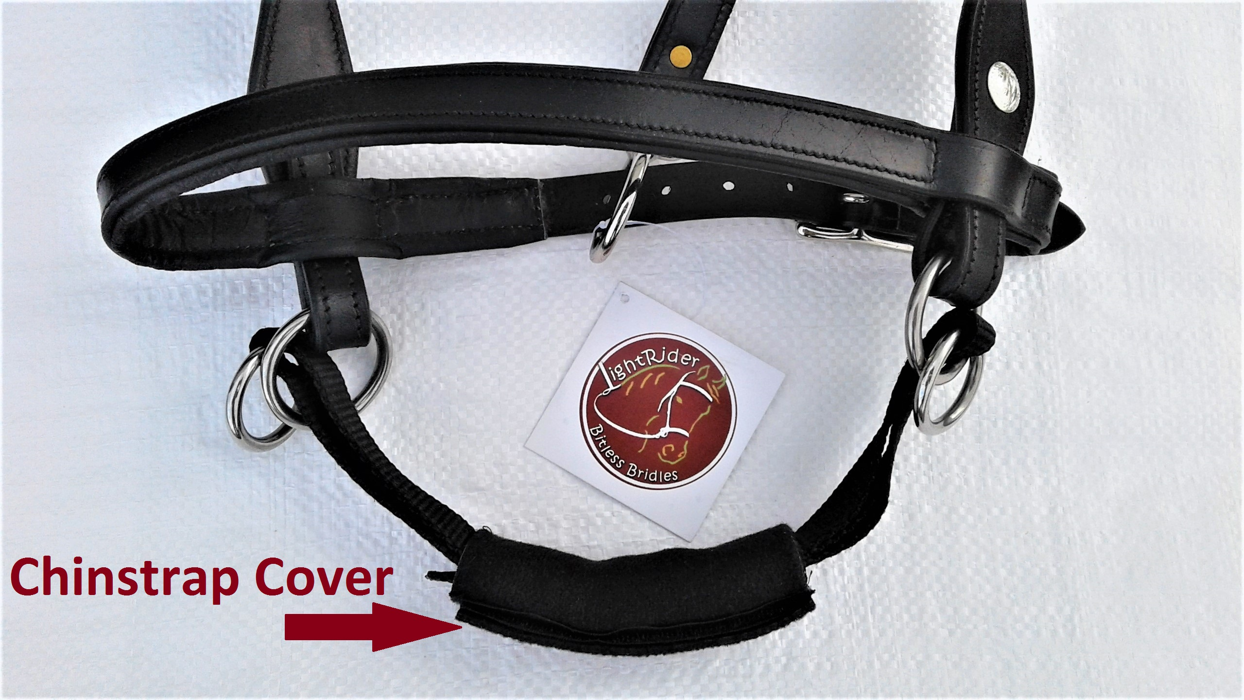 LightRider Chinstrap Cover