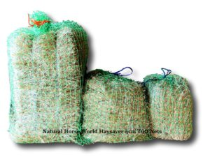 Haysaver 4cm/48ply Tuff Hay Net