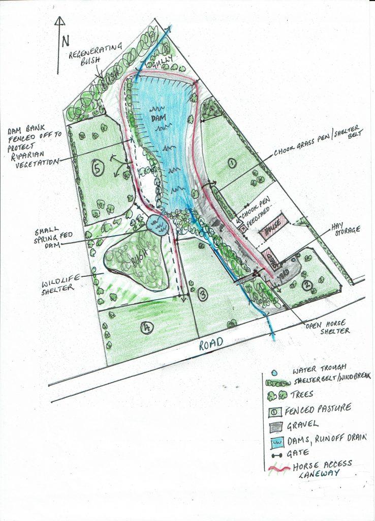 Laurel G Equicentral Property plan